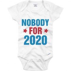 Baby Votes Nobody For President