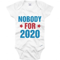 Baby Votes Nobody For President