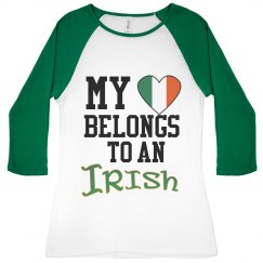 My Heart Belongs To Irish