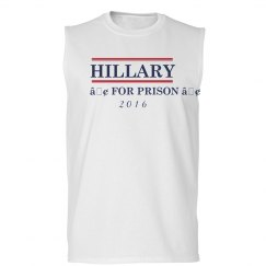 Clinton for Prison Election 2016