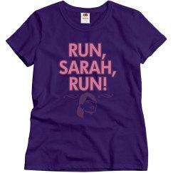 Run, Sarah, Run!