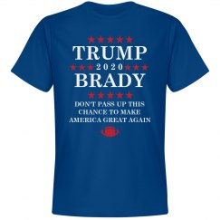 Trump And Brady For the Win