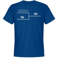 Louisville Vs FBI Bracket
