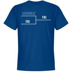 Louisville Vs FBI Bracket