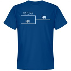 Arizona Vs FBI Bracket