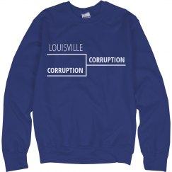 Louisville Vs Corruption Bracket