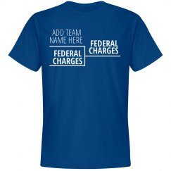 Team Name Vs Federal Charges
