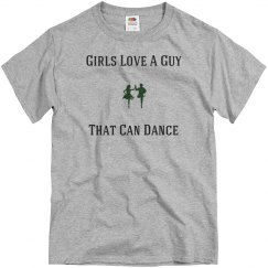Guys that can dance