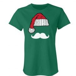 Santa Mustache