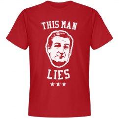 Lying Ted shirt