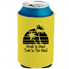 Drink In Hand Toes InSand