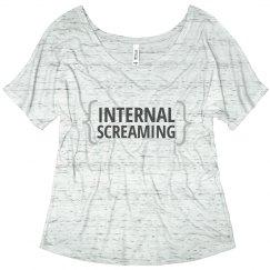 Internal Screaming Flowy