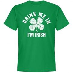 Drunk Irish St Patricks