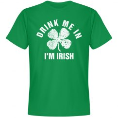 Drunk Irish St Patricks