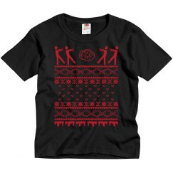 Youth Zombie Sweater Tee