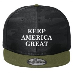 Keep America Great Camo