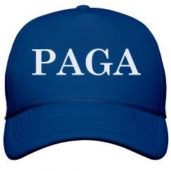 Custom PAGA Hat