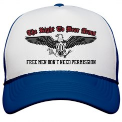 Right To Bear Arms Hat
