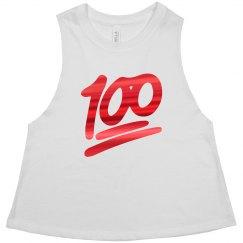 Simple Metallic Keep It 100