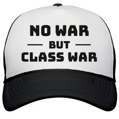 No War But Class Ware