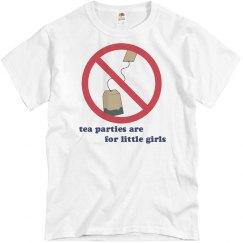 Tea Parties For Girls