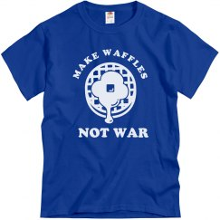 Make Waffles Not War