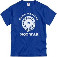 Make Waffles Not War