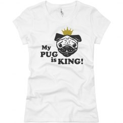 My Pug Is King