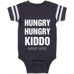 Cute Custom Hungry Hungry Kiddo