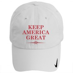 Keep America Great Trump Slogan