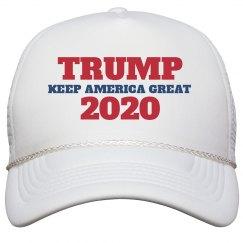 Keep America Great Trump 2020