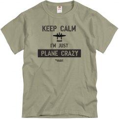 Keep Calm - Plane Crazy
