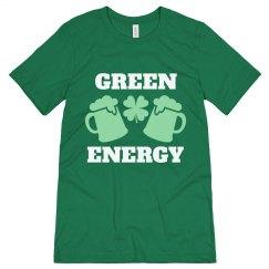 Alcoholic Green Energy