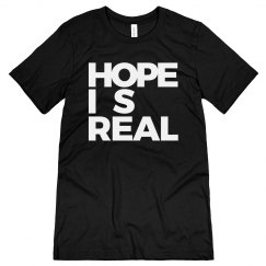 HOPE IS REAL JERSEY TEE
