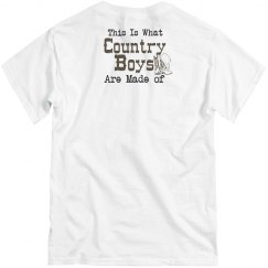 Country boys made of