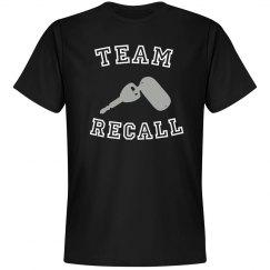 Team Recall Shirt