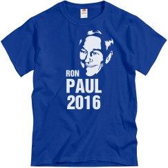 Ron Paul 2016 Face