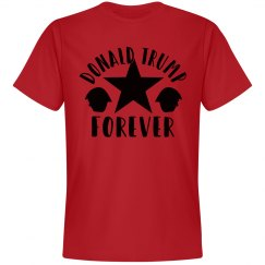 f3f142f06db Donald Trump Forever Shirt