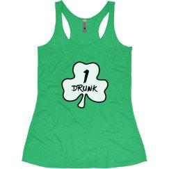 Drunk 1 St Patricks Girls