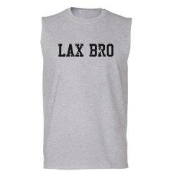 Lax Bro Distressed Tee
