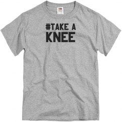 Hashtag Take a Knee