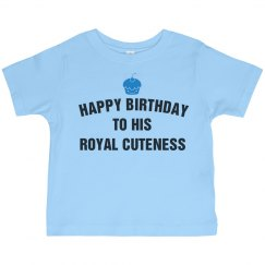 Royal cuteness birthday
