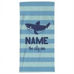 Fun Custom Beach Towel