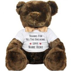 14 Inch Teddy Bear Stuffed Animal