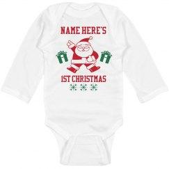 Santa's Lil' Helper's 1st Christmas