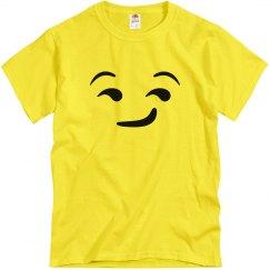 Funny Suggestive Emoji Costume