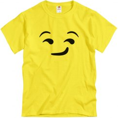 Funny Suggestive Emoji Costume