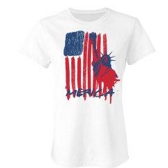 Patriotic 'Merica T-Shirt