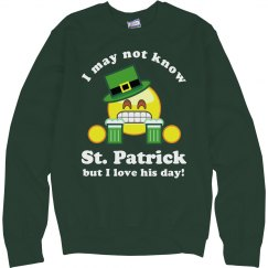 Love That St Patricks Guy