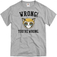 Just Wrong